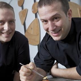 Gael et Mickael Tourteaux